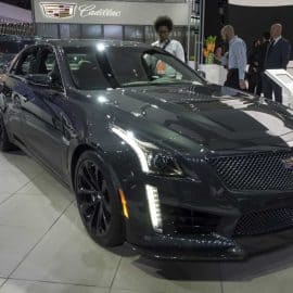 Cadillac CTS-V: Your Questions Answered