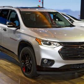 Top Facts About the 2018 Chevrolet Traverse