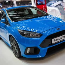The 2018 Ford Focus