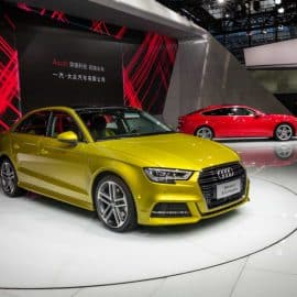 The 2018 Audi A3