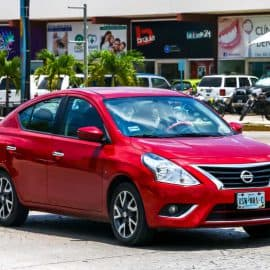 Top Sedans: Nissan Versa