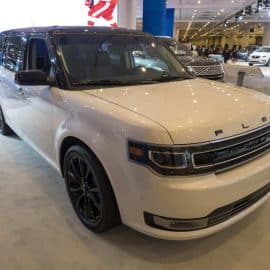 The 2018 Ford Flex