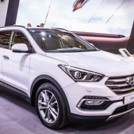 The 2018 Hyundai Santa Fe