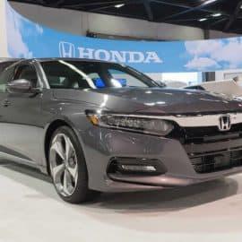 New 2018 Honda Models