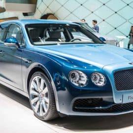 Bentley Reinvents The Flying Spur