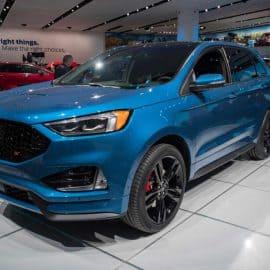 Ford Edge ST: High Performance SUV