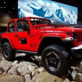 All-New & Stunning Jeep Wrangler