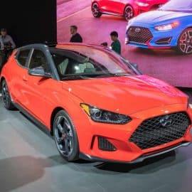 Sneak Peak: 2019 Hyundai Veloster