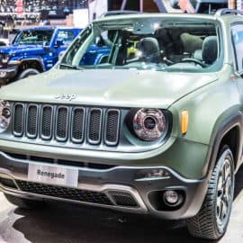New & Updated Jeep Renegade