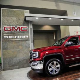 The Tougher, Upgraded & Awesome GMC Sierra