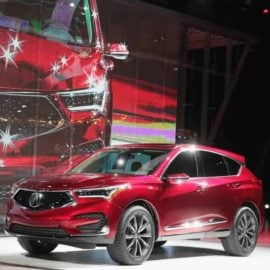 The Stunning New Acura RDX