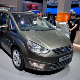 2018 Ford Galaxy Review