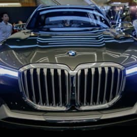 The 2019 BMW X7 review