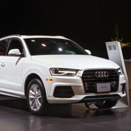 The Audi Q3: Compact Luxury SUV