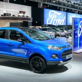 The Jaw-Dropping Ford EcoSport