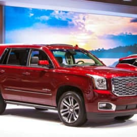 Introducing the 2019 GMC Yukon