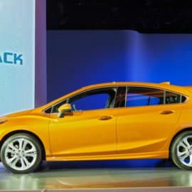 Don't Miss The All-New Chevy Cruze