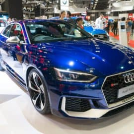 The 2019 Audi RS5 Preview