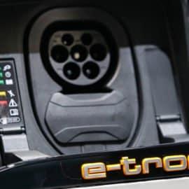 Audi E-Tron: All-Electric SUV