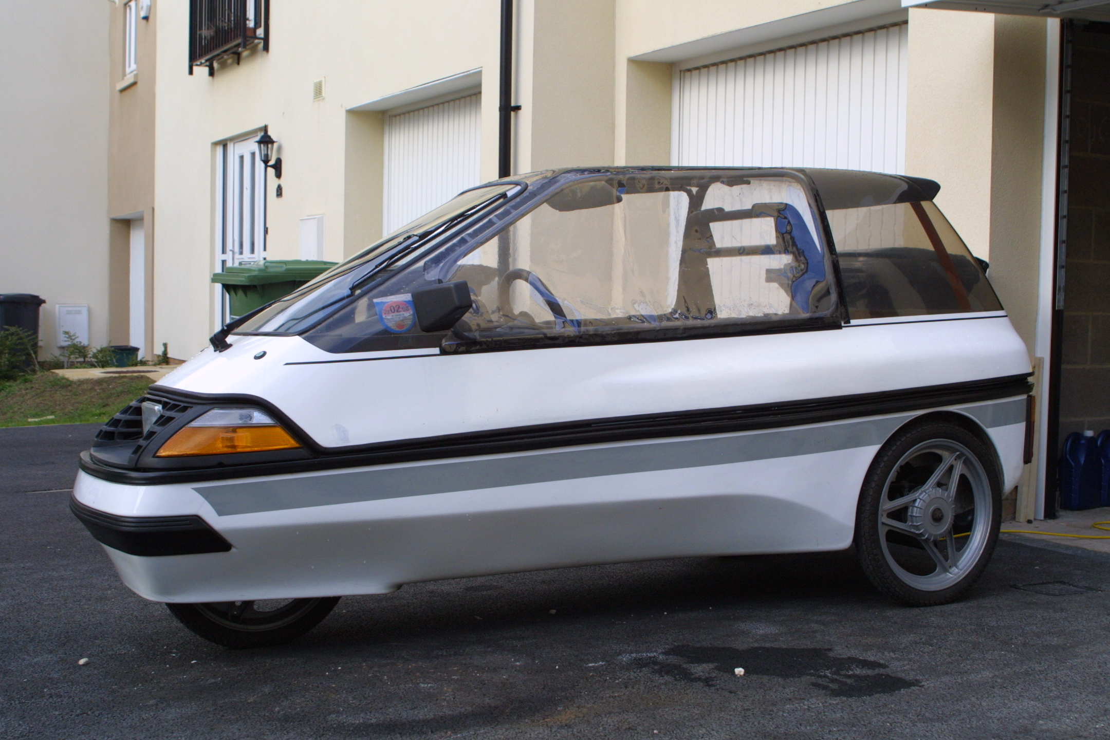 Take a Ride with These Weird, Ugly Cars