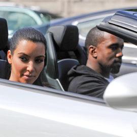 Top 16 Crazy Awesome Cars In Kanye West & Kim Kardashian's Garage