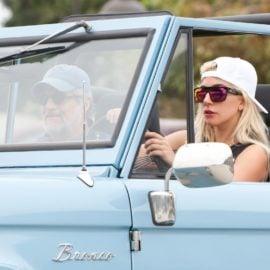 Let's Go Gaga for Lady Gaga's Car Collection