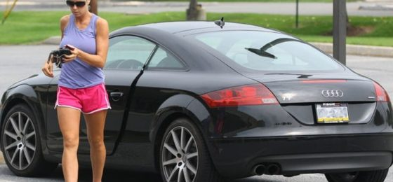 C-List Celebs That Can't Afford Their Cars